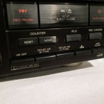 A&D GX-Z9000 stereo tape recorder