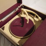 Collaro Conquest electric gramophone