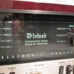 McIntosh C22 commemorative edition tube preamplifier