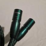 Audio Quest JAGUAR XLR line cables 1.0m pair