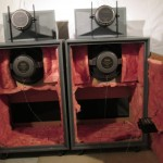 ALTEC A5B 2way speaker systems (pair)