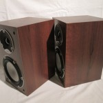 TANNOY mercury 7.1 2way speaker systems (pair)
