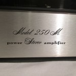 marantz model250M stereo power amplifier