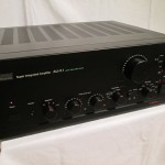 SANSUI AU-X1 integrated stereo power amplifier