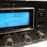 McIntosh MC2205 stereo power amplifier
