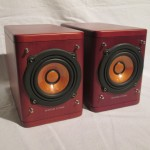 Victor(JVC) SP-EXA1 full-range speakers (pair)