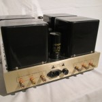 SPARK model 734A tube stereo integrated amplifier