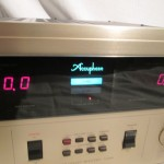 Accuphase P-600 stereo power amplifier