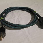 KRIPTON PC-HR500M Triple-C/m AC cable 1.7m