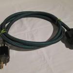 KRIPTON PC-HR500M Triple-C/m AC cable 1.7m