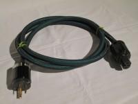 PC-Triple C 導体採用の AC ケーブルです。(元は切り売りタイプ)