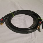 LUXMAN JPX-10000R RCA line cable 1.25m