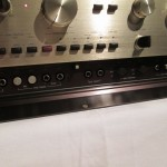 Accuphase C-200X stereo preamplifier