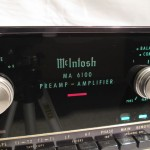 McIntosh MA6100 integrated stereo amplifier