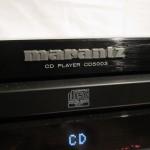 marantz CD5003(BK) CD player