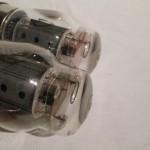TUNG-SOL(original) 6550 used/MP beam power pentode (pair)
