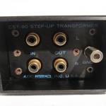 Audio Interface CST-80/3Z MC transformer