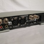 M2TECH Crosby stereo power amplifier