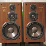 DIATONE DS-77Z 3way speakers (pair)