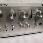 SONY TA-2000F stereo preamplifier