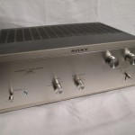 SONY TA-3120F stereo power amplifier