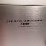 SONY TA-3120F stereo power amplifier