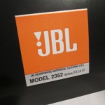JBL 2451J + 2352 HF transducers (pair)
