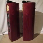 B&W 804 Diamond 3way speaker systems (pair)