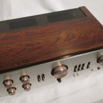 LUXMAN L-80V integrated stereo amplifier