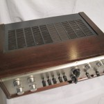 LUXMAN SQ-38FD tube stereo integrated amplifier