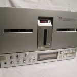 AKAI GX-77 open-reel tape recorder