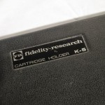 Fidelity Research K-5 cartridge holder