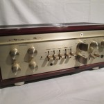 LUXMAN CL36u (ultimate) tube stereo preampifier