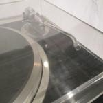 TRIO KP-800 semi-automatic record player