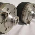 YL Acoustic M-55 MID-HF transducers (pair)