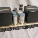 LUXMAN MB3045 tube monaural power amplifiers (pair)
