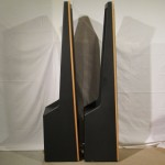 Martin Logan SL3 electrostatic 2way speakers (pair)