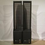 Martin Logan SL3 electrostatic 2way speakers (pair)