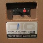 ALTEC DIG(409-8E) 2way coaxial speakers (pair)