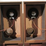 ALTEC DIG(409-8E) 2way coaxial speakers (pair)