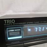 TRIO KT-1010 FM/AM tuner