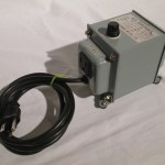 Matsunaga MFG UD-450 AC step-up transformer