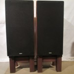 YAMAHA NS-1200 classics 3way speaker systems (pair)