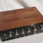 SANSUI AU-666 stereo integrated amplifier