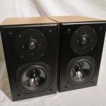 RIT RIT-HE07 2way speaker systems (pair)