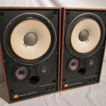 JBL 4311B(WN) 3way speaker systems (pair)