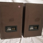 DIATONE DS-251mk2 3way speaker systems (pair)