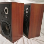 DIATONE DS-251mk2 3way speaker systems #2 (pair)