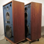 JBL 4343B(WN) 4way monitor speakers (pair)