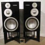 YAMAHA NS-5000 + SPS-5000 3way speaker systems (pair)
